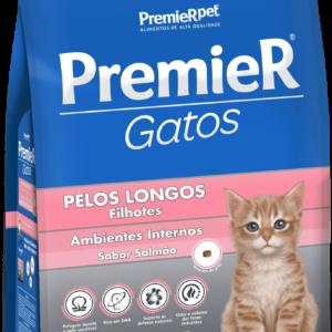 PREMIER AMBIENTES INTERNOS GATOS FILHOTES PELOS LONGOS SALMÃO