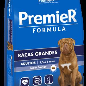 PremieR Formula Raças Grandes CÃES ADULTOS SABOR FRANGO