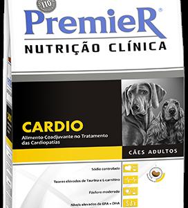 PREMIER NUTRIÇÃO CLÍNICACARDIO CÃES