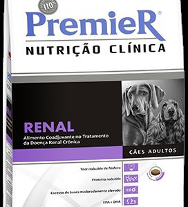 PREMIER NUTRIÇÃO CLÍNICARENAL CÃES