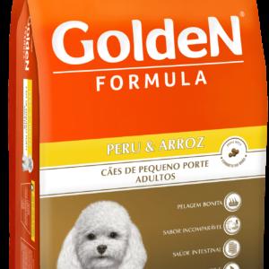GOLDEN FORMULA CÃES ADULTOS SABOR PERU & ARROZ MINI BITS