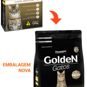 GOLDEN GATOS ADULTOS – FRANGO