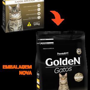 GOLDEN GATOS ADULTOS – FRANGO