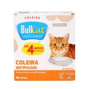 Bullcat Coleira